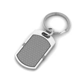New York contactless payment wearable key fob pendant flint grey main view